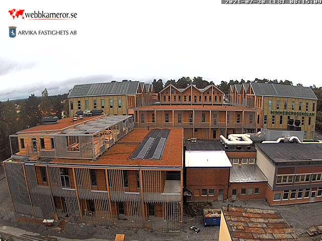 Webcam Arvika, Arvika, Värmland, Schweden